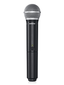 Shure BLX2/SM58 | Handheld Wireless Microphone Transmitter with SM58 Cartridge