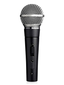Shure SM58S | Vocal Microphone with On/Off Switch