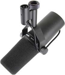 Shure SM7B | Cardioid Dynamic Vocal Microphone