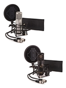 Sontronics STC-3X Pack | 3-Pattern Condenser Microphone and Accessories
