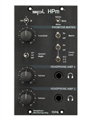 SPL HPm | Headphone Monitoring Amp in Dual Slot 500-Series Rack Module