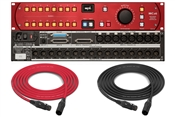 SPL MC16 | 16 Channel Analog Mastering Controller (Red)