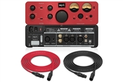 SPL Phonitor xe | Headphone Amplifier (Red)
