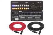 SPL SMC 7.1 | 7.1 Surround Monitor Controller (Black)