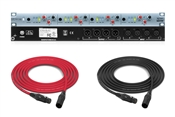 SSL Alpha Pre VHD | 4 Channel Mic Preamp