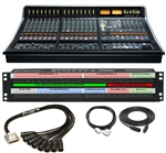 SSL Matrix and Matrix 2 Patchbay & Cabling Package