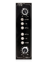 TK Audio TF1 | 500 Series High-Pass and Low-Pass Filter