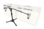 Triad Orbit Stereo Guitar Amps Mic Stand System