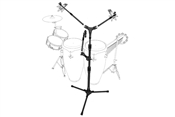 Triad Orbit Percussion Mic Stand System