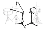 Triad Orbit Snare Drum Mic Stand System