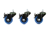 Triad Orbit TC | Locking Casters (set of 3)