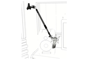 Triad Orbit Wall Mount Mic Stand System