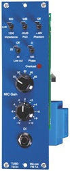 Tube Tech PM 1A | RM Series Tube Mic Preamplifier