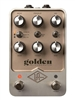 Universal Audio UAFX Golden Reverberator | Stereo Effects Pedal