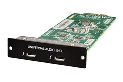 Universal Audio Thunderbolt 3 Option Card for Apollo