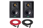Unity Audio Mini Rock DSP | Active 2-Way Monitor | Pair