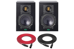 Unity Audio The Rock MKIII DSP | Active 2 Way Monitor | Pair