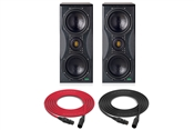 Unity Audio Boulder MKIII DSP | Active 3-Way Monitors | Pair