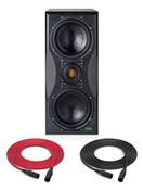 Unity Audio Boulder MKIII DSP | Active 3-Way Monitors | Single
