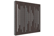 Vicoustic Wavewood Diffuser Ultra | Box of 3 (Wenge)