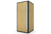 Vicoustic VicBooth Ultra Vocal Booth | Natural Oak