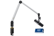 Yellowtec Bundle | Aluminum Microphone Arm M w/ Table Clamp and SM7B Dynamic Microphone