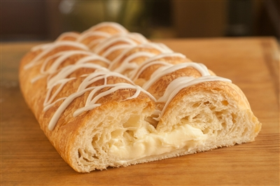 Cream Cheese Braided Pastry