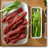 Angus Beef. Beef Tender Tips
