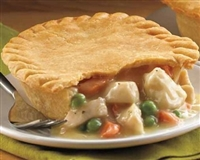 Gourmet Chicken Pot Pie
