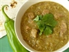 All Natural Gluten Free Pork Green Chili.