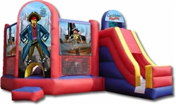 5 in 1 Pirate Play Center