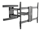 "43""-100"" Articulating TV Wall Mount Left/Right Adjust 24"" Studs"