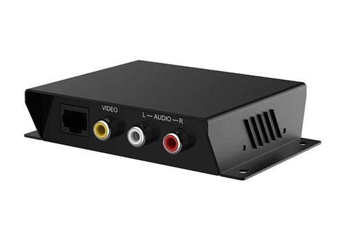 Composite Video and Audio Cat5/6 Extender