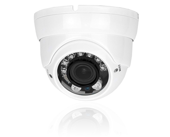 2MP (1080p) 2.8-12mm IR 164ft TVI Weather Resistant Color Camera