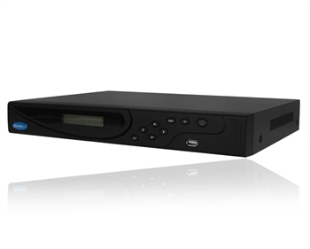4 Channel 960H High Performance Standalone DVR with HDMI 1080p Output (No HDD)