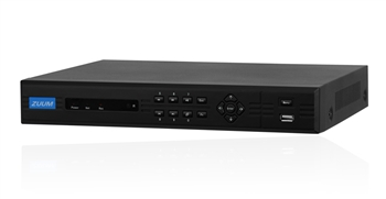 4 Channel Hybrid DVR with HDMI 1080p Output (No HDD)