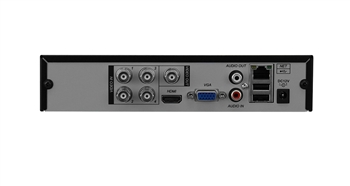 4 Channel TVR with HDMI 1080p Output (2TB)