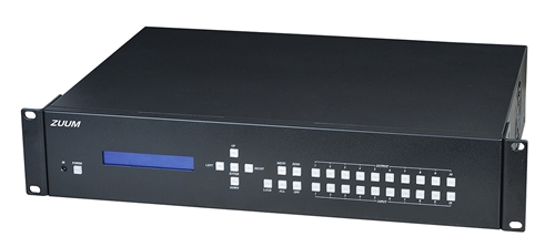 HDMI 10x10 4Kx2K Matrix Switcher with Full 3D Support