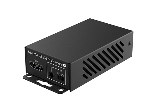 HDBaseT HDMI Long Range Extender over 1 CAT5/6 with Bi-Directional IR