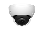 8MP WDR IP White Dome Camera, 3.7-11mm Motorized Lens, P2P, PoE
