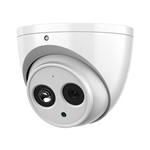 4MP (2.8mm) IR 164ft CVI HD Analog Camera w/Mic
