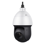 "2MP Starvis WDR IP PTZ 4"" Dome Camera, 25X Lens, P2P, PoE (BSTOCK)"