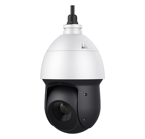 "2MP Starvis WDR IP PTZ 4"" Dome Camera, 25X Lens, P2P, PoE"