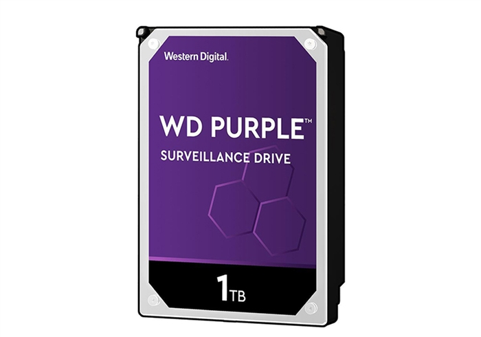Western Digital 1TB Purple HDD