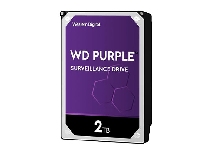 Western Digital 2TB Purple HDD