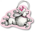 Poodle Gift Tags