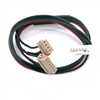 mRo 6-Pins JST-GH to 6-Pins DF13 and 4-Pins DF13 - MRC0200