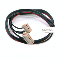 mRo 6-Pin JST-GH to 6-Pin DF13 and 4-Pin DF13 - MRC0200
