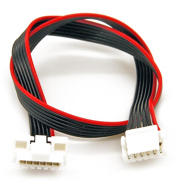 mRo 6-Pins CLIK-Mate to 6-Pins JST-GH - MRC0208