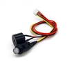 mRo 5-Pin JST-GH to Buzzer+Switch (LED) - MRC0223